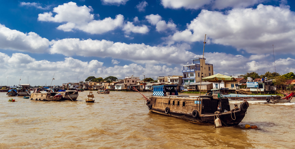 Mekong Delta - The My Tho Islands - Luxe Voyage Asia