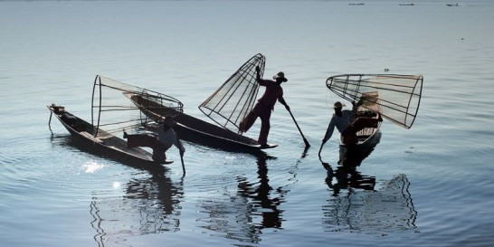 Intha Tribes of Inle Lake, Myanmar
