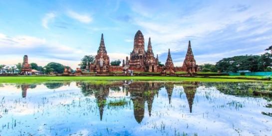Ayutthaya City, Thailand