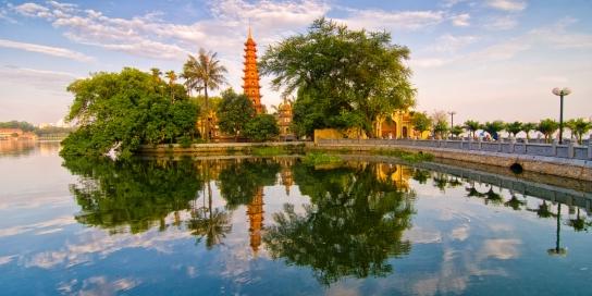 Trang quoc Pagoda