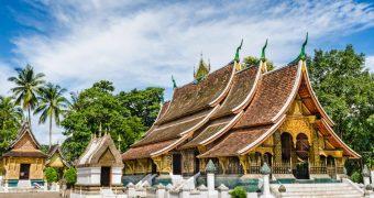 Xieng Thong Palace Temple