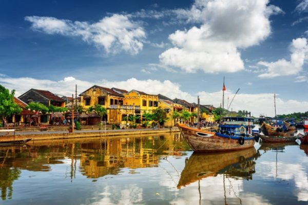 Hoi An ancient port town, Vietnam