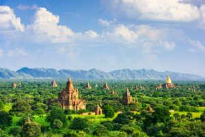 Valley of Thousand Temples