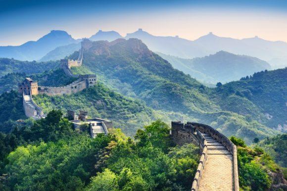Mutianyu section of China Great Wall