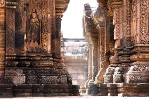 Banteay Srei Temple - Women Citadel