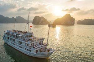 Paradise Luxury Cruise Halong Bay Overview