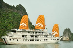 Paradise Prestige Cruise Halong Bay