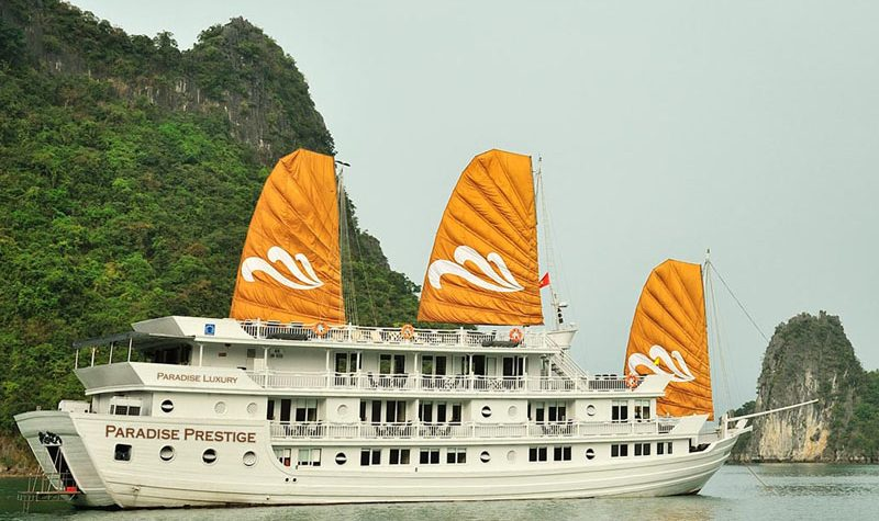 Paradise Prestige Cruise Halong Bay